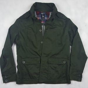 Kane & Unke 2013 Men's Military Field Jacket